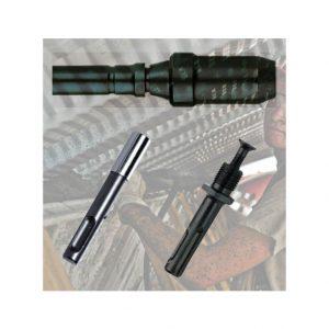 Diverse gereedschappen en adapters
